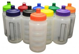 WATER BOTTLE 500ML, Water Bottles