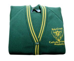 HOLY CROSS CARDIGAN, Holy Cross Academy