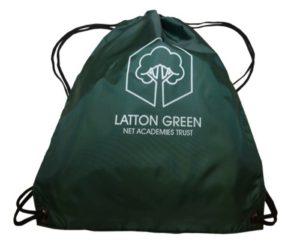 LATTON GREEN PE BAG, Latton Green