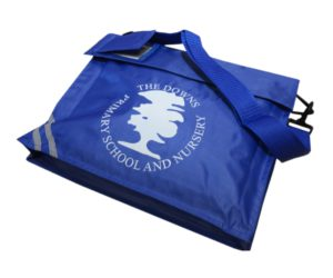 THE DOWN BOOK BAG, The Downs