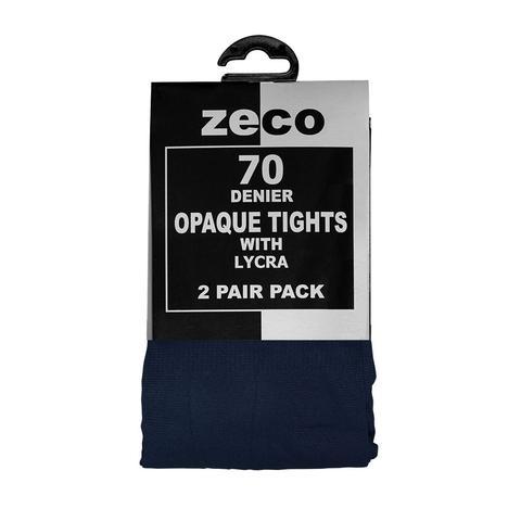 OPAQUE TIGHTS - NAVY, Socks & Tights